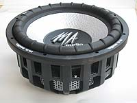 MA Audio Die Cast Termo-Cooled Subwoofer