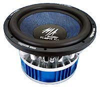 MA Audio Hard Kore Series Quad-Coil Subwoofer